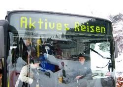 Bus Skireise-Günstig nach Österreich, Schweiz, Frankreich