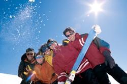 Gruppenreisen, Studentenreisen, Uni-Spezials in den Alpen