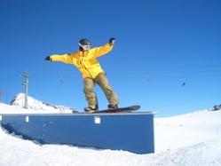 Gruppenreisen nach Val Thorens - günstige Skireisen zur Boarderweek