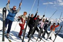 Skireise Gruppe