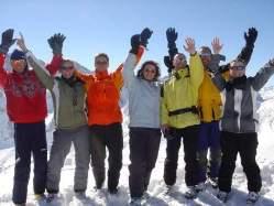 Gruppenskifahrten in die Schweiz