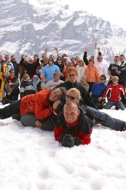Gruppenskireisen - günstige Angebote für Gruppenreisen in die Alpen