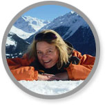 Claudia Produktmanagerin bei Aktives Reisen