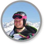 Clubleiterin im Aktives Reisen SportClub Montafon