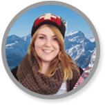 Mandy Auszubildende bei Aktives Reisen