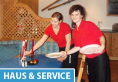 Haus und Service bei Aktives Reisen