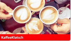 Kaffee Klatsch bei Aktives Reisen