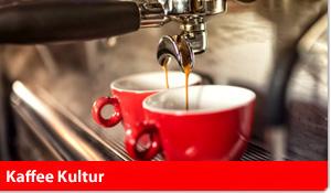 Kaffeekultur im SportClub