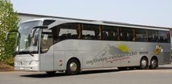 Aktives Reisen Busreisen für Gruppenreisen in den Skiurlaub