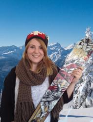 Mandy Schroeder Auszubildende bei Aktives Reisen