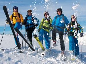 Skikurse Österreich mit Aktives Reisen