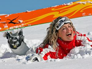 Snowboardkurs Österreich mit Aktives Reisen
