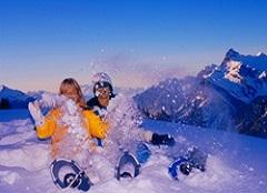Singlereisen - Skiurlaub in Flims Laax