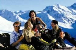 Singleskireisen in die Schweiz