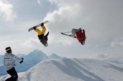 Ski & Boarderweek in Val Thorens - günstige Skireisen nach Frankreich