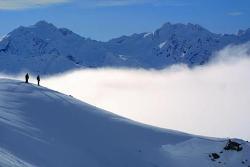 Skiferien in Berlin-die Hauptstädter im Skiurlaub