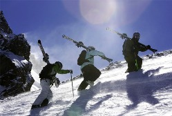 Skireise - Skiurlaub
