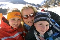 Skireisen Familie