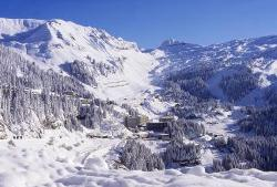 Skireisen Le Grand Massif-Appartements und Chalets