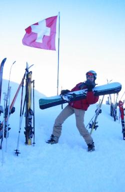 Skireisen Schweiz