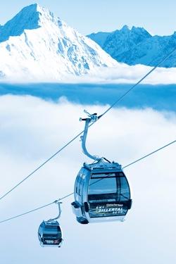 Skisafari Österreich : 2 SportClubs - 1 Urlaub
