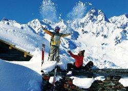 Skiurlaub für Studenten in Frankreich,Österreich,Schweiz-günstige Appartements und Ferienhäuser