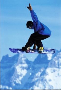 Snowboardreisen nach Frankreich