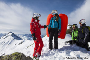 Montafon Freeride - Safety Check