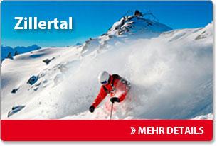 Opening - Zillertal die Top-Skigebiet