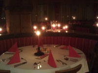 Candlelight Dinner in den Singlewochen