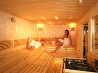 gemütlicher Saunaabend in den Singlewochen