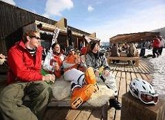Après-Ski in der Schweiz