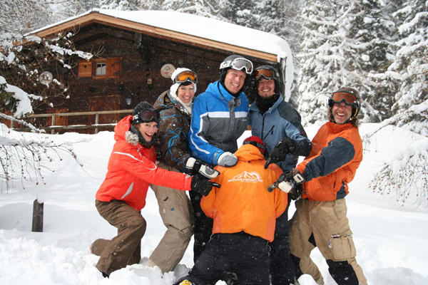 Silvester Skireise 2012