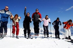 berliner Winterferien-Gruppenskireisen