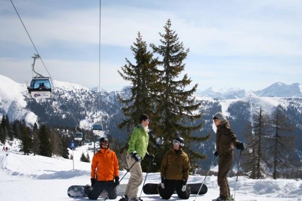 Skireise Ostern