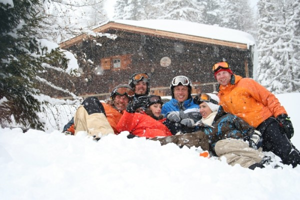 Skireisen Osterferien