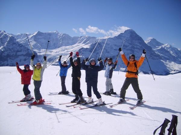 Skiurlaub an Ostern