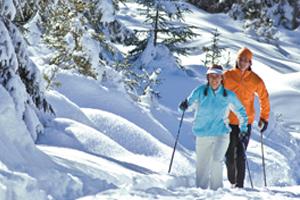 Schneeschuhwandern in Ötztal-Sölden