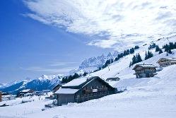 Skireisen les portes du soleil - Hotels und Pensionen