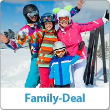 Family Deal Aktives Reisen