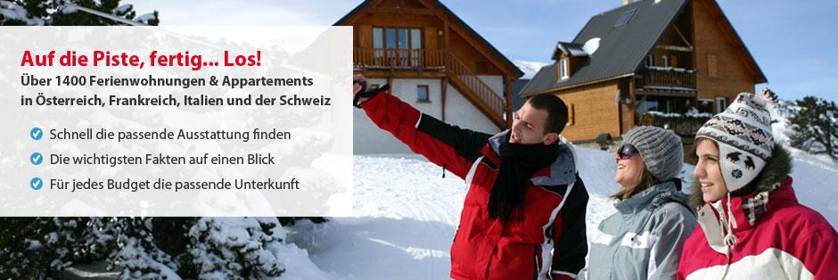 Skiurlaub - Deine Skireise