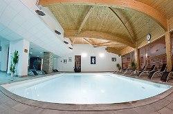 Wellnessbereich - Spa in Frankreich inkl. Massagen