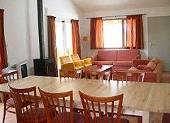 La Norma Appartements Ess- und Wohnbereich