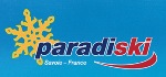 Paradiski - La PLagne und Les Arcs logo