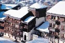 Appartements Le Hameau du Sauget - Wohnen an der Piste