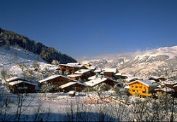 Appartements und Chalets in Les Coches La Plagne