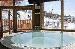 Wellness im Appartementhaus - Sauna und Schwimmbad