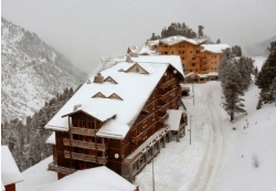 Chalet Altitude und Chalet L´ours in Arc 2000