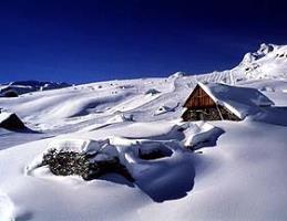 Skigebiet Les Sybelle Frankreich - Wohnen an der Piste