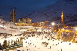 Après-Ski in Les Trois Vallees